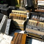 L'accordéon du début du XXe siècle