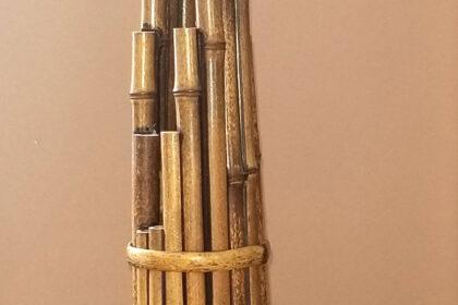 Le Cheng chinois ancêtre de l'accordéon