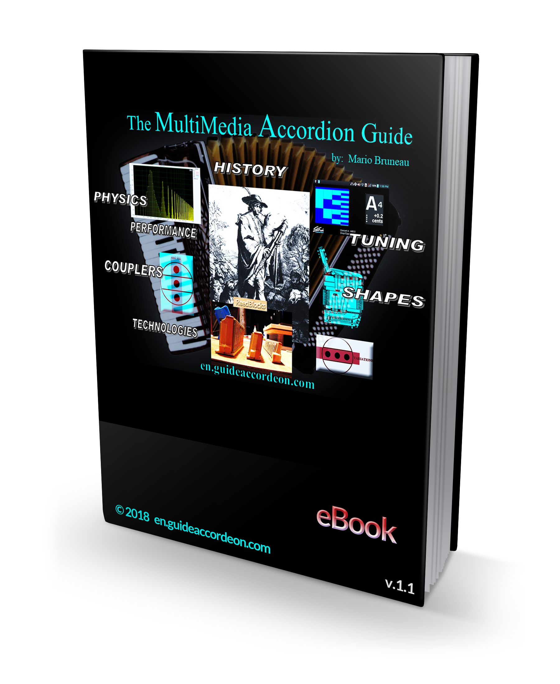 eBook of the accordion