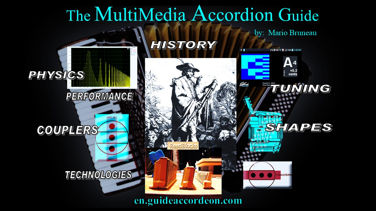 Tune your accordion